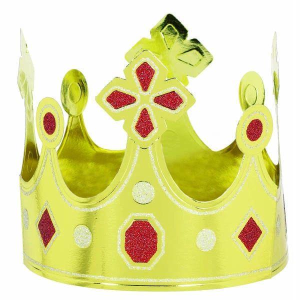 Foil Crown Hat