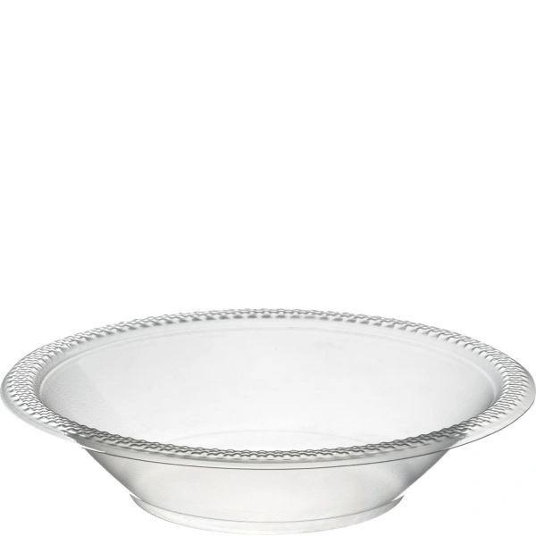 CLEAR Plastic Bowls, 12oz - 20ct