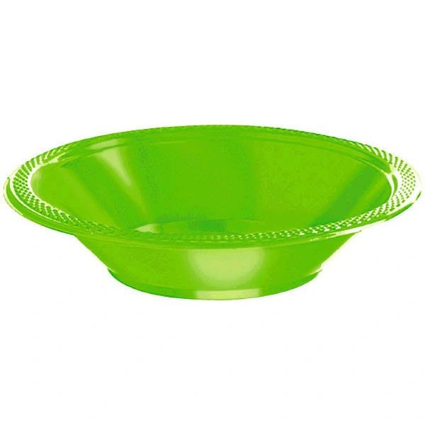 Kiwi Plastic Bowls, 12oz - 20ct