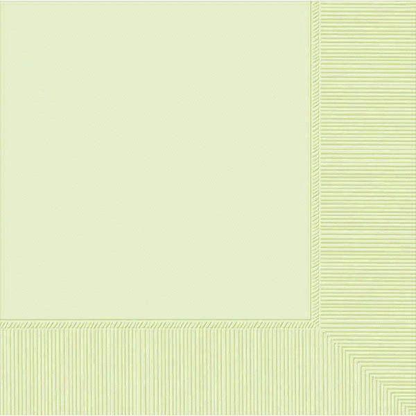 Leaf Green 2-Ply Beverage Napkins, 50ct
