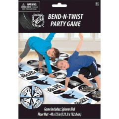 NHL Ice Time! Bend and Twist Game