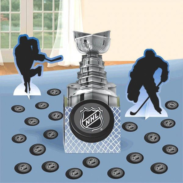 NHL Table Decorating Kit