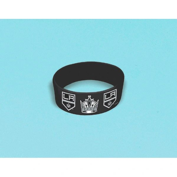 Los Angeles Kings Cuff Band Favor Pack
