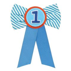 1st Birthday Boy Award Ribbon