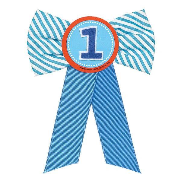 1st Birthday Boy Award Ribbon