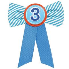 3rd Birthday Boy Award Ribbon