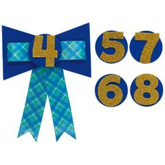 Add-an-Age 4-9 Birthday Boy Award Ribbon