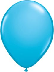"19 Robins Egg Blue, Qualatex 11"" Latex Balloon 