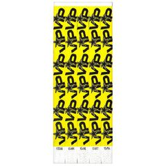 Yellow VIP Star Wristbands, 500 ct.