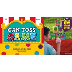 Can Toss Game
