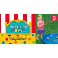 Duck Fishing Game, 7pc