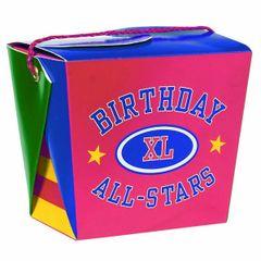 Medium Birthday All-Stars Varsity Pail