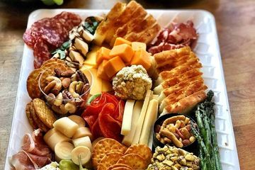 Appetizers Tray,  ready for pick up or delivery in Denver, Co. and Lone Tree Co. Charcuterie Board P