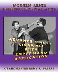 Arnis advance single sinawali