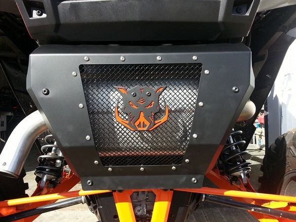 HWF RZR 1K Exhaust Cover