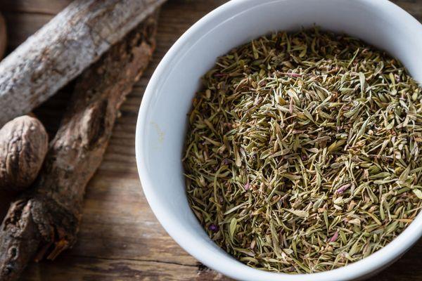 Thyme leaves Cut Mediterranean
