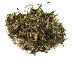 Ginger And Lemon Herbal Tea Blend