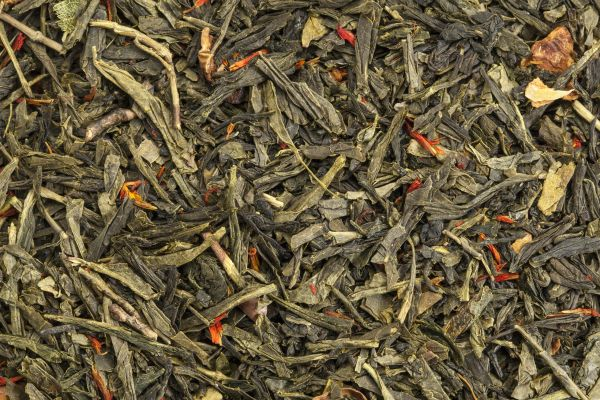 Mandarin Green Tea
