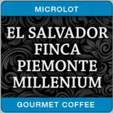 EL SALVADOR FINCA PIEMONTE MILLENIUM COFFEE