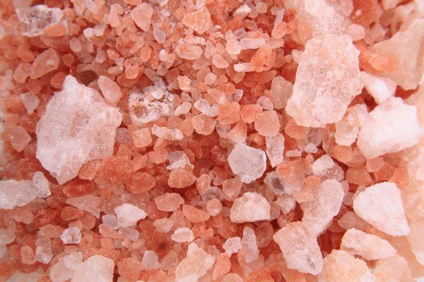 Himalayan Pink or Sherpa Salt