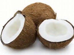 Organic Virgin Coconut Oil 30 Ml/ 1 oz.