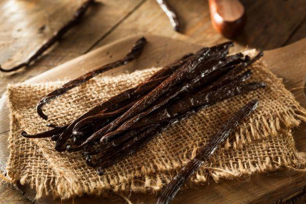 Tahitian Vanilla Beans
