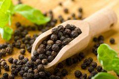 Black Peppercorns Tellicherry Whole