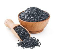 Hawaiian Black Sea Salt Fine and Course