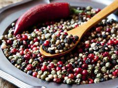Peppercorns Mixed 4 Color Blend
