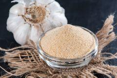 Garlic Granules, Minced and Powdered