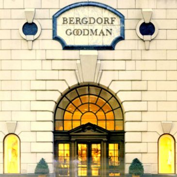 Eliot Branding Bergdorf Goodman New York City Fifth Avenue Luxury Fashion Address