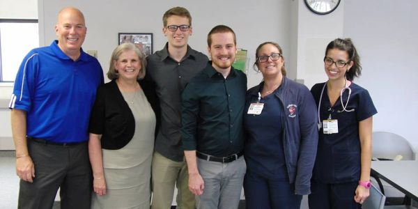 Smith family from Smith Brain Connections with medical professionals