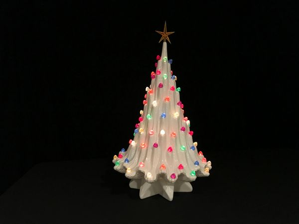 21 inch Gumdrop Christmas Tree