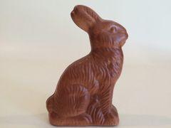 "6"" Fake Chocolate Bunny Rabbit"