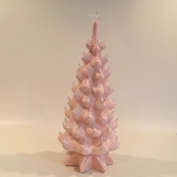 26 inch Large Pink Christmas Tree