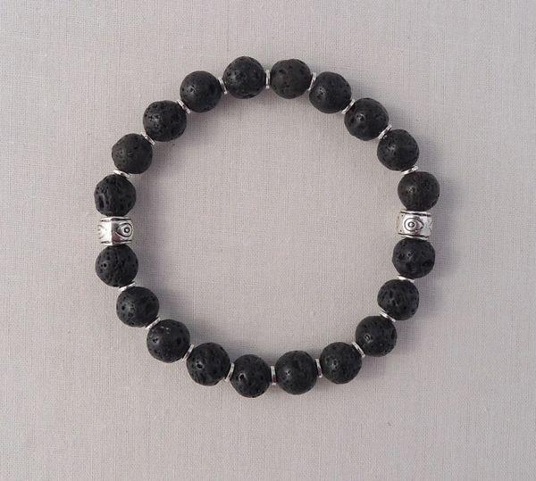 Lava Stretchy Bracelet