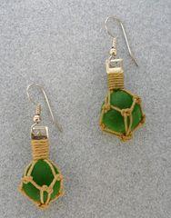 Beach Floater Earrings