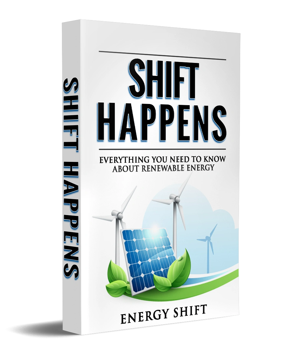 Energy Shift E-book, Free energy ebook, Free renewable Energy ebook