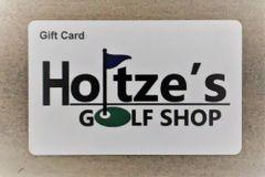 Holtze's Golf Shop Gift Card