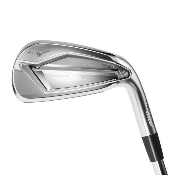 Mizuno JPX 919 Hot Metal #6 Iron - Nippon Modus 105 Regular Flex Steel Shaft