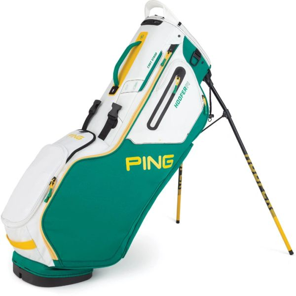 Ping Hoofer 14 Stand Bag - Emerald White Green