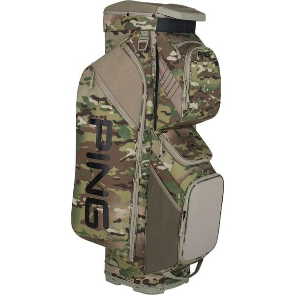 Ping Traverse Cart Bag - Multicam