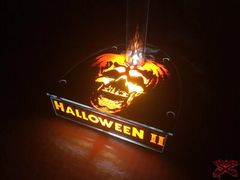Halloween II Limited Edition Lighted Display Stand