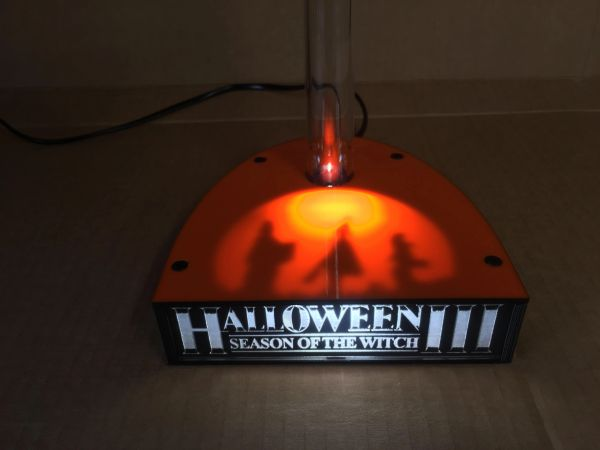 Halloween III Limited Edition Kids Lighted Display Stand