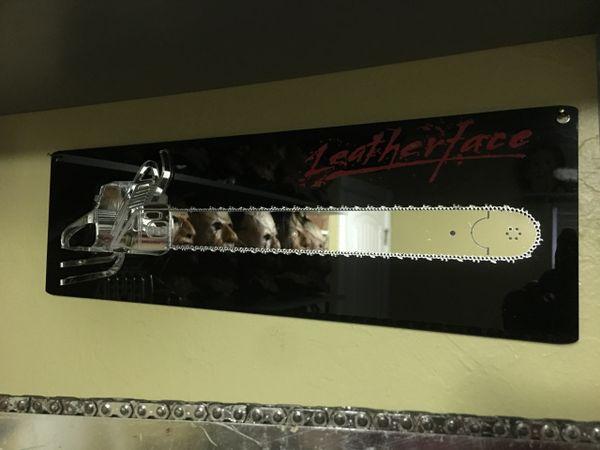 Acrylic Trailer Excalibur Wall Display