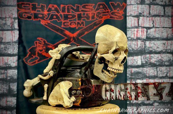 Custom Chainsaw Build