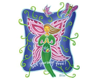 Bliss Energy Workshop – Set Yourself Free art image.