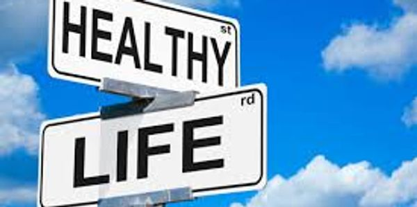 image of healthy life