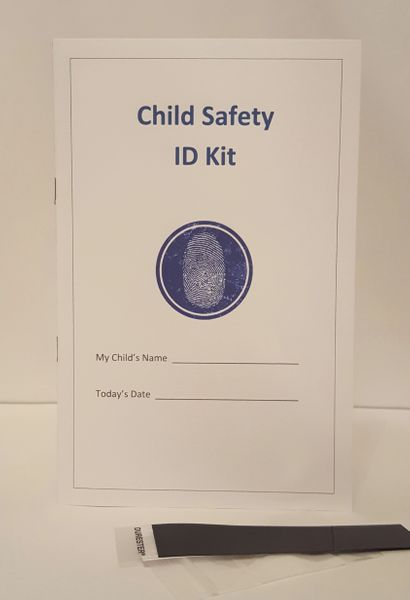 Child Safety ID Kit