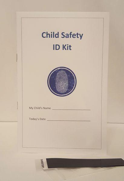 Child Safety ID Kit (500+ Kits)